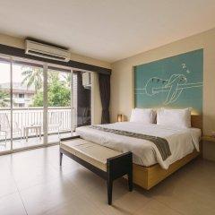 Отель TIRAS Patong Beach Hotel Таиланд, Патонг - отзывы, цены и фото номеров - забронировать отель TIRAS Patong Beach Hotel онлайн комната для гостей фото 5