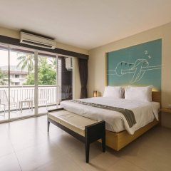 TIRAS Patong Beach Hotel комната для гостей фото 4