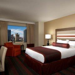 Stratosphere Hotel, Casino & Tower 3* Стандартный номер с двуспальной кроватью фото 3
