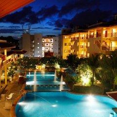 Отель Baan Yuree Resort and Spa с домашними животными