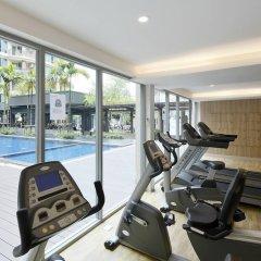 Отель Siamese Nanglinchee Бангкок фитнесс-зал фото 2