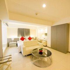 Отель Myhotel Cmyk@Ratchada комната для гостей фото 5