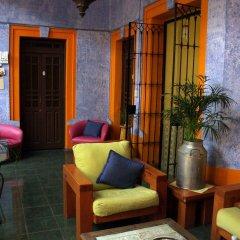 Отель Casa Vilasanta Мексика, Гвадалахара - отзывы, цены и фото номеров - забронировать отель Casa Vilasanta онлайн интерьер отеля фото 3
