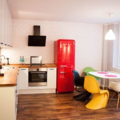 Отель Apartament Ten Польша, Варшава - отзывы, цены и фото номеров - забронировать отель Apartament Ten онлайн удобства в номере фото 2