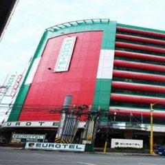 Отель Eurotel Makati Филиппины, Макати - отзывы, цены и фото номеров - забронировать отель Eurotel Makati онлайн городской автобус