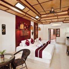 Отель Friendship Beach Resort & Atmanjai Wellness Centre 3* Номер Делюкс с различными типами кроватей