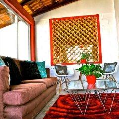 Отель Villa Mercedes Adults Only Пуэрто-Вальярта балкон