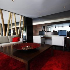 Отель Bessahotel Boavista Порту гостиничный бар
