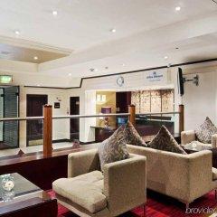Hilton Glasgow Grosvenor Hotel интерьер отеля фото 3