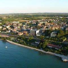 Hotel Acquaviva Del Garda пляж