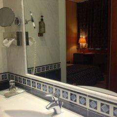 Отель CDH Hotel Parma & Congressi Италия, Парма - отзывы, цены и фото номеров - забронировать отель CDH Hotel Parma & Congressi онлайн ванная