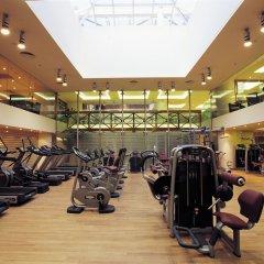 Отель Divani Apollon Palace & Thalasso фитнесс-зал фото 2