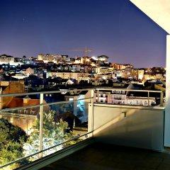 Отель Lisbon City Apartments & Suites Португалия, Лиссабон - отзывы, цены и фото номеров - забронировать отель Lisbon City Apartments & Suites онлайн балкон