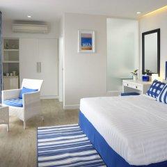 Отель Phuket Boat Quay комната для гостей фото 12