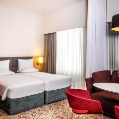 Отель Novotel Suites Mall of the Emirates комната для гостей фото 4