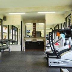 Отель Cinnamon Bey Шри-Ланка, Берувела - 1 отзыв об отеле, цены и фото номеров - забронировать отель Cinnamon Bey онлайн фитнесс-зал фото 2