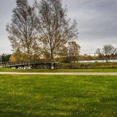 Отель Scandic Klarälven Швеция, Карлстад - отзывы, цены и фото номеров - забронировать отель Scandic Klarälven онлайн спортивное сооружение