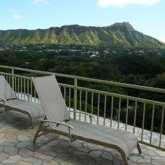 Отель Castle Waikiki Grand Hotel США, Гонолулу - отзывы, цены и фото номеров - забронировать отель Castle Waikiki Grand Hotel онлайн балкон