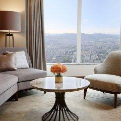 Отель Signiel Seoul Сеул комната для гостей фото 4