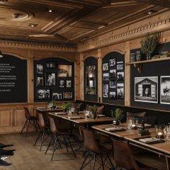 Отель Park Gstaad Швейцария, Гштад - отзывы, цены и фото номеров - забронировать отель Park Gstaad онлайн питание