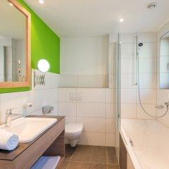 Отель Erhart Австрия, Хохгургль - отзывы, цены и фото номеров - забронировать отель Erhart онлайн ванная