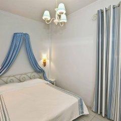 Отель Meltemi Village комната для гостей фото 2