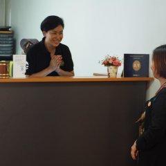 Отель Baan Paan Sook - Unitato интерьер отеля