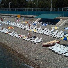 Гостиница Санаторно-курортный комплекс Знание пляж фото 4