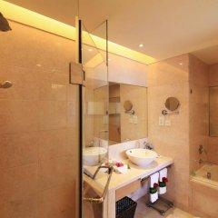 Отель Seaview Gleetour Hotel Shenzhen Китай, Шэньчжэнь - отзывы, цены и фото номеров - забронировать отель Seaview Gleetour Hotel Shenzhen онлайн ванная фото 2