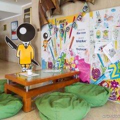 Отель Holiday Inn Lisbon детские мероприятия