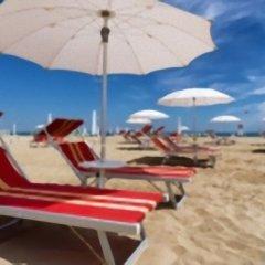 Отель Quisisana Риччоне пляж