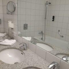 Отель Concorde Hotel am Studio Германия, Берлин - 7 отзывов об отеле, цены и фото номеров - забронировать отель Concorde Hotel am Studio онлайн ванная