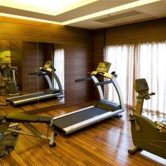 Отель Gloria Serenity Resort - All Inclusive фитнесс-зал
