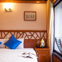 Отель Gray Line Halong Cruise Халонг комната для гостей фото 5