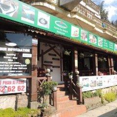 Отель Sapa Sunshine Hotel Вьетнам, Шапа - отзывы, цены и фото номеров - забронировать отель Sapa Sunshine Hotel онлайн вид на фасад фото 2