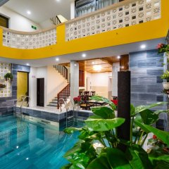 Отель The Lit Villa Хойан фото 4