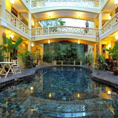 Thanh Van 1 Hotel бассейн фото 3