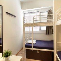 Gracia City Hostel сейф в номере