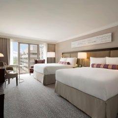 Отель Fairmont Washington, D.C., Georgetown комната для гостей фото 2