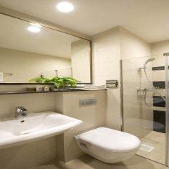 Отель V Bencoolen Сингапур ванная