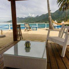 Отель Anapa Beach Французская Полинезия, Папеэте - отзывы, цены и фото номеров - забронировать отель Anapa Beach онлайн бассейн