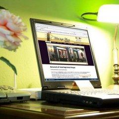 Отель Degli Amici Италия, Помпеи - отзывы, цены и фото номеров - забронировать отель Degli Amici онлайн интерьер отеля фото 2