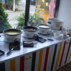 Отель Egypt Boutique Бангкок питание