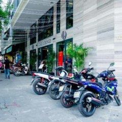 Papaya Saigon Central Hotel парковка