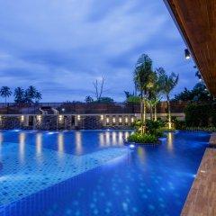 Отель Aqua Resort Phuket бассейн фото 2