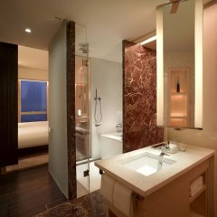 Отель Grand Hyatt Guangzhou Гуанчжоу ванная фото 2