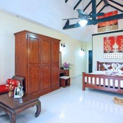 Отель Boomerang Village Resort Таиланд, Пхукет - 8 отзывов об отеле, цены и фото номеров - забронировать отель Boomerang Village Resort онлайн комната для гостей фото 12