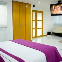 Hotel San Antonio Plaza комната для гостей фото 3
