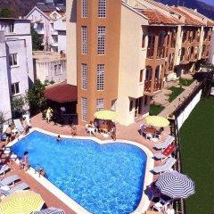 Konak Apartments Турция, Мармарис - отзывы, цены и фото номеров - забронировать отель Konak Apartments онлайн бассейн фото 3