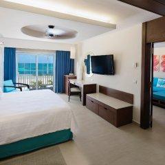 Отель Barcelo Bavaro Beach - Только для взрослых - Все включено Доминикана, Пунта Кана - 9 отзывов об отеле, цены и фото номеров - забронировать отель Barcelo Bavaro Beach - Только для взрослых - Все включено онлайн комната для гостей фото 5